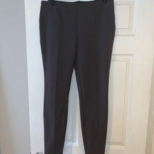 Straight legged grey Express pants like new